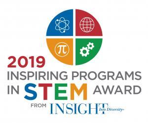STEM Award Logo