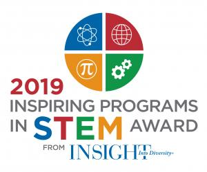 STEM Award Logo
