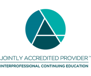 Joint accredited provider for interprofessional CE