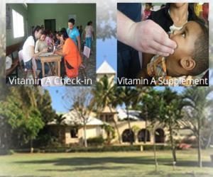 Vitamin A outreach in the Dominican Republic